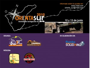 cartel orientaSur 2010